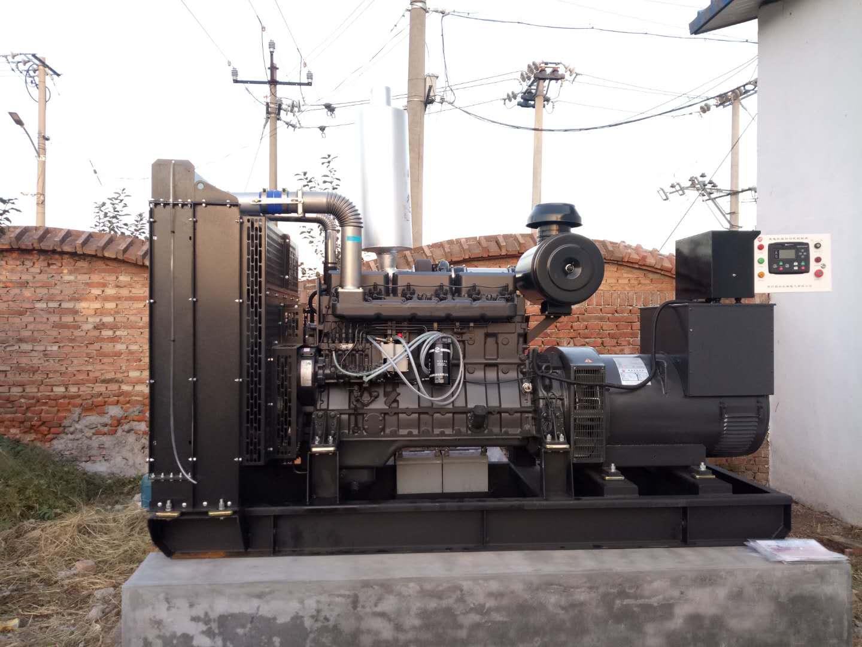 上柴发电机跳闸的现象是什么